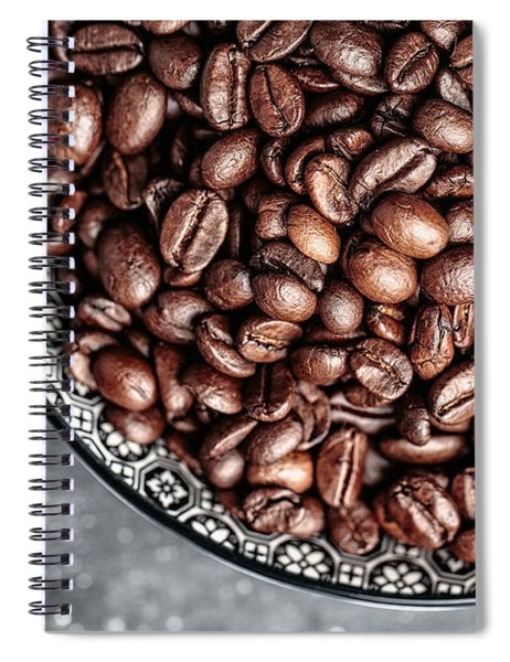 Coffee Spiral Notebook