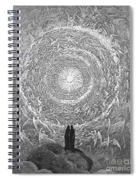 Dante Paradise Spiral Notebook