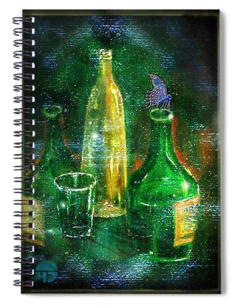 Fragile Spiral Notebook
