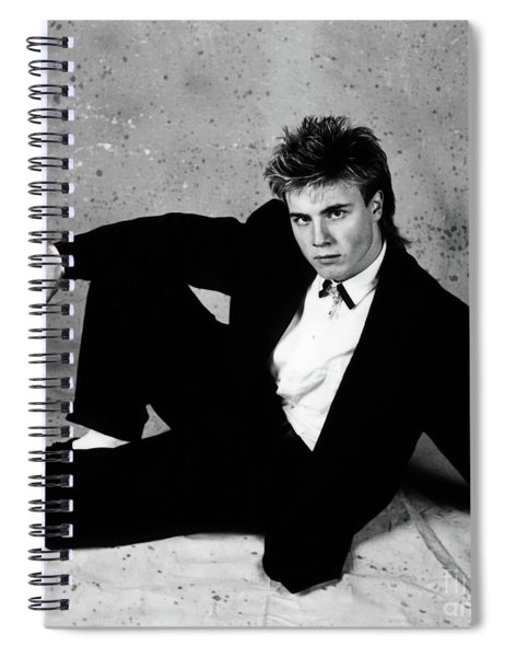 Gary Barlow - 30th Anniversary Photographs Spiral Notebook