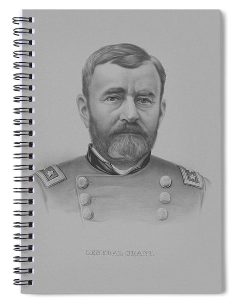 General Grant - Two Spiral Notebook