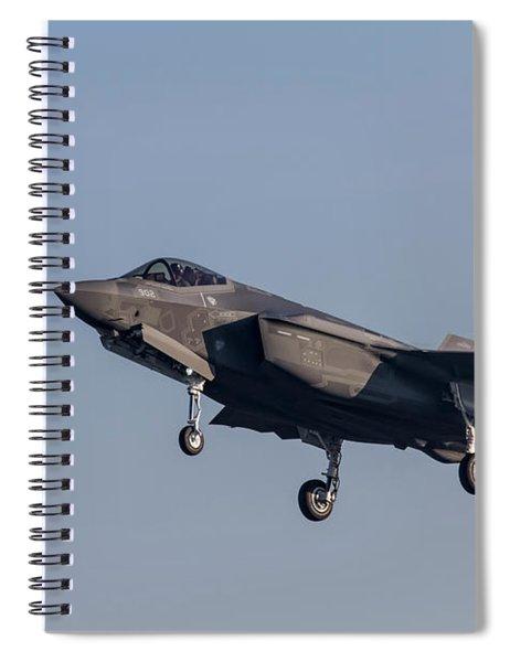 Iaf F-35 Adir  Spiral Notebook