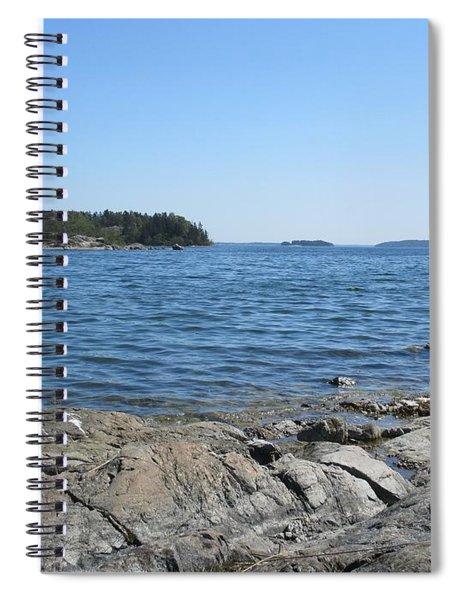 In Stensund Spiral Notebook