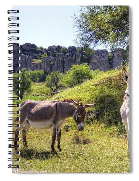 Kilistra - Turkey Spiral Notebook
