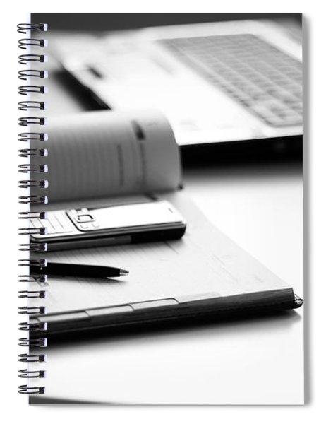 Phone Spiral Notebook