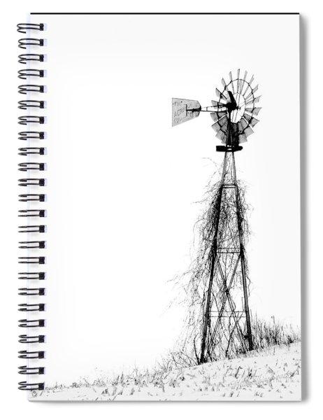 Stand Tall Spiral Notebook