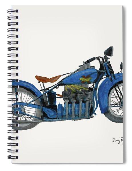 31 Henderson Kj Spiral Notebook