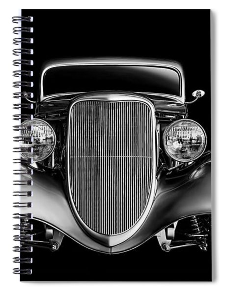 '33 Ford Hotrod Spiral Notebook