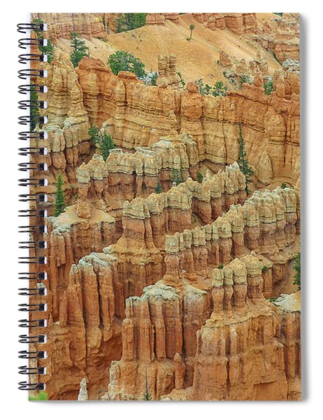 Bryce National Park, Utah Spiral Notebook