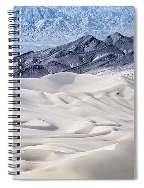 Dumont Dunes 4 Spiral Notebook by Jim Thompson