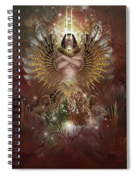 4 Seasons 1 Spiral Notebook