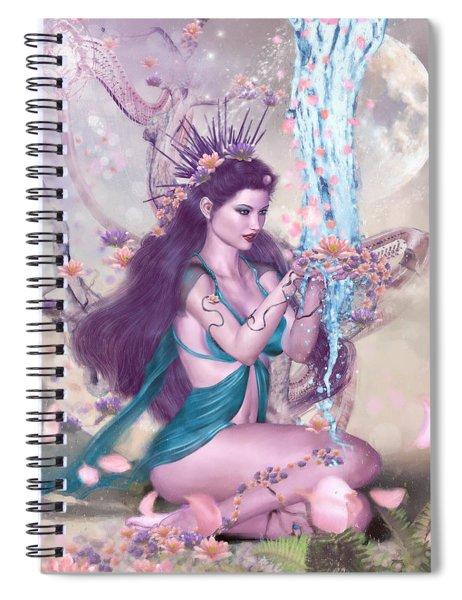 4 Seasons 2 Spiral Notebook