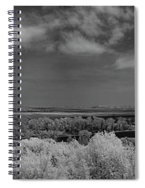 4 State Lookout Spiral Notebook