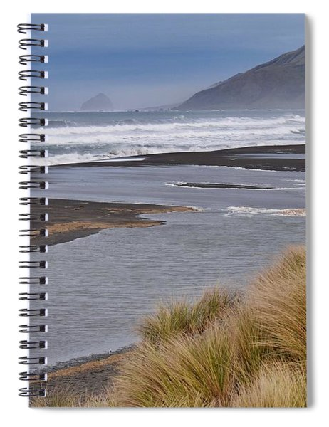 The Lost Coast Spiral Notebook