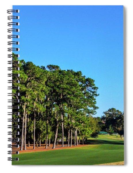 Tpc Sawgrass Spiral Notebook