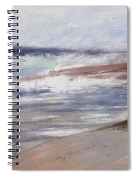 4258871  Carl Brandt  1871 1930    Landscape Spiral Notebook
