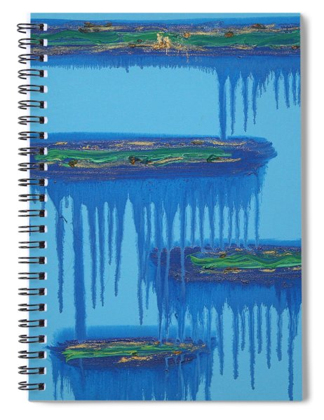 4levels4fellings4you Spiral Notebook