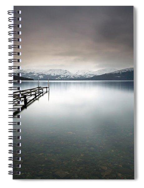 Loch Lomond Spiral Notebook