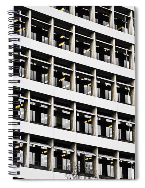Office Building  Spiral Notebook