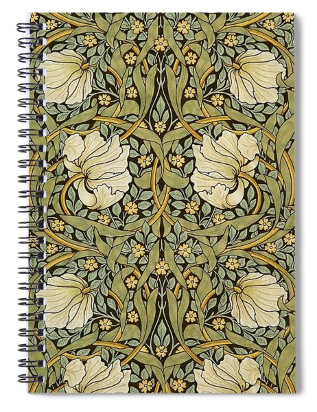 Pimpernel Spiral Notebook