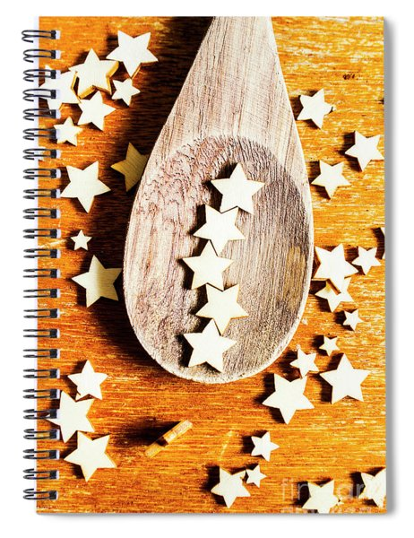 5 Star Catering And Restaurant Award Spiral Notebook