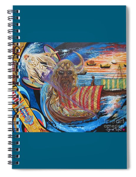 Empires Never Die                                          Blaa Kattproduksjoner          Spiral Notebook