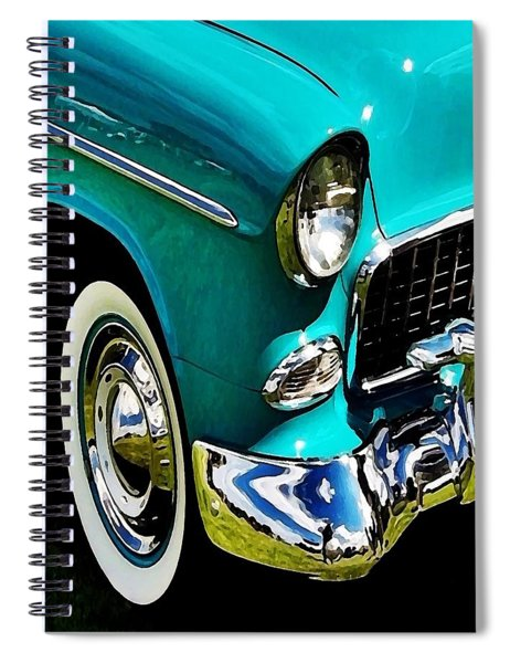 55 Spiral Notebook