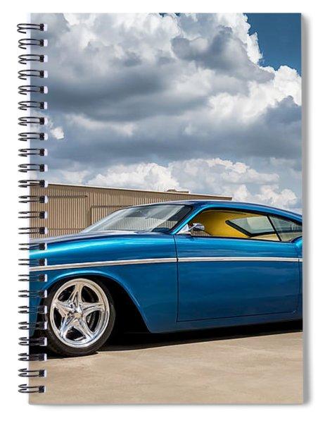 '57 Chevy Custom Spiral Notebook