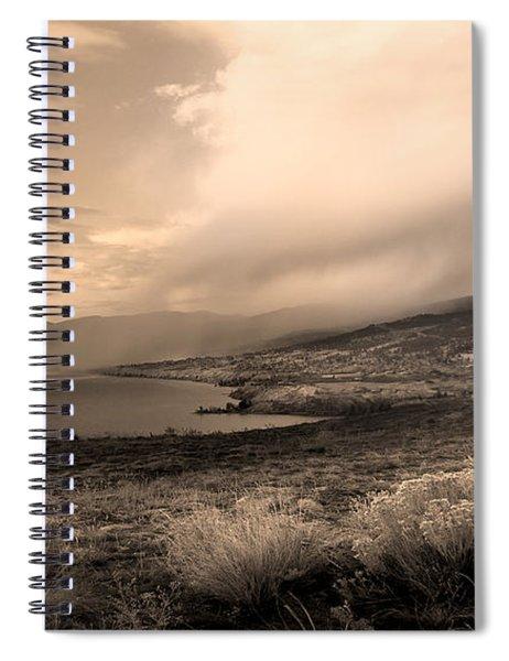 5th Wheel Spiral Notebook