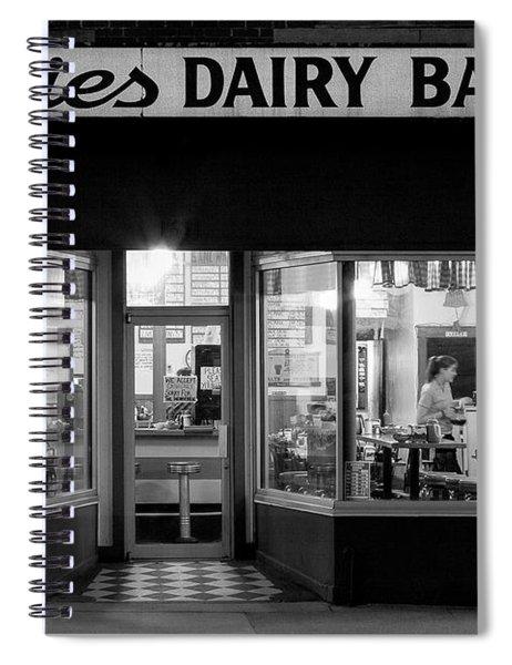 6 29 Am Spiral Notebook