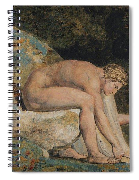 Newton Spiral Notebook