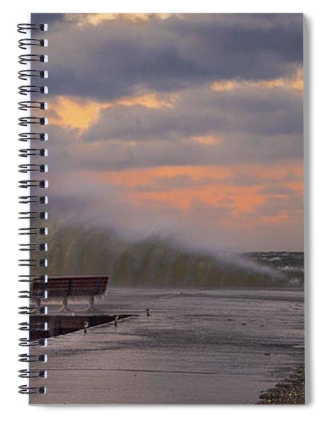 60 Mph Spiral Notebook