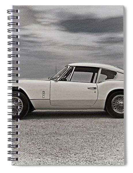 '67 Triumph Gt6 Spiral Notebook