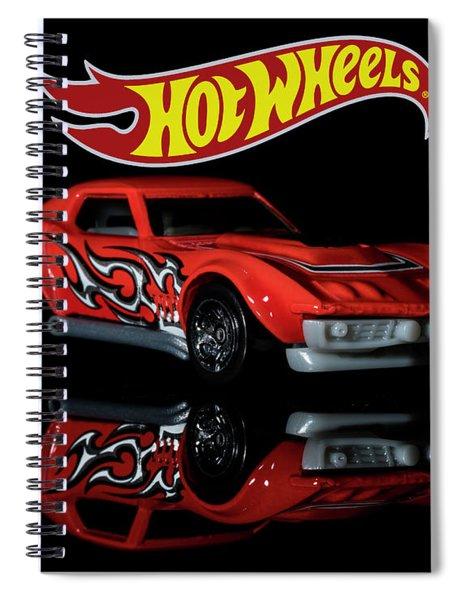'69 Chevy Corvette-2 Spiral Notebook