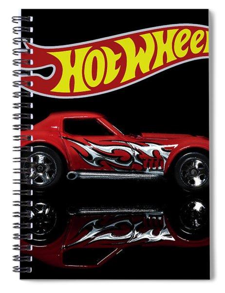 '69 Chevy Corvette Spiral Notebook