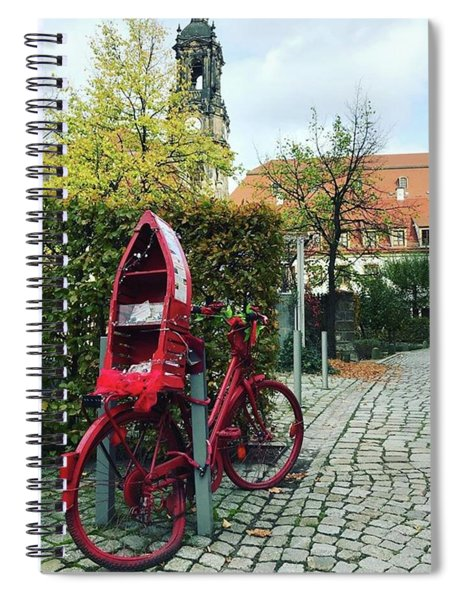 Simple Vibes Spiral Notebook