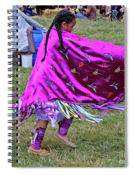 7-28-2018c Spiral Notebook