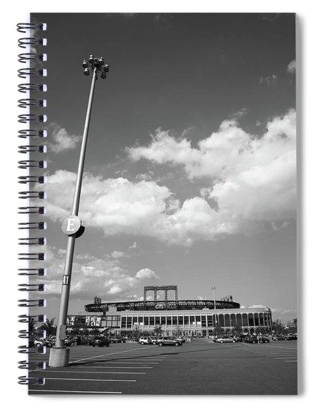 Citi Field - New York Mets Spiral Notebook