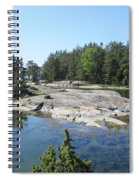 In Stendorren Nature Reserve Spiral Notebook