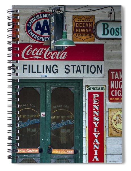 7up Spiral Notebook