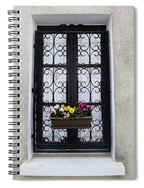 8 Rue Amboise Spiral Notebook