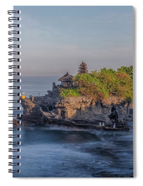 Tanah Lot - Bali Spiral Notebook