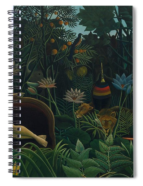 The Dream  Spiral Notebook