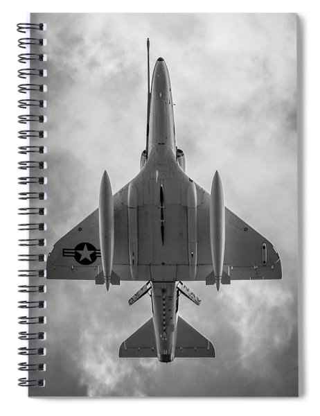 A-4 Skyhawk Spiral Notebook
