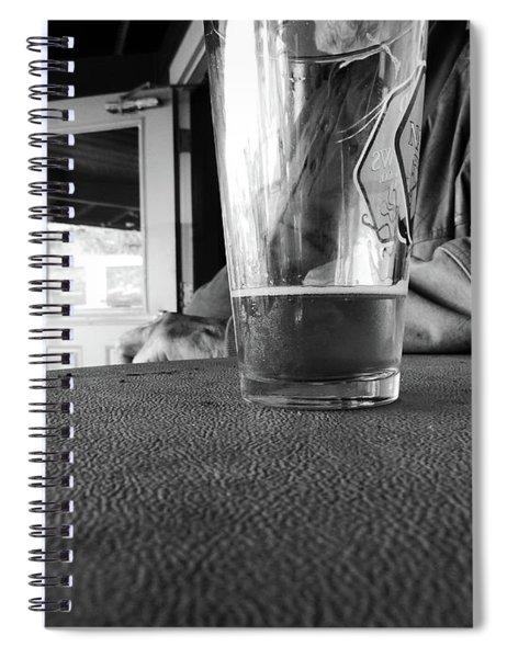 A Bad Dream Spiral Notebook