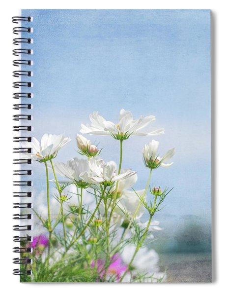 A Beautiful Summer Day Spiral Notebook