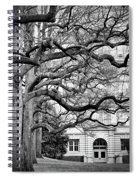 A Branch Salute Spiral Notebook