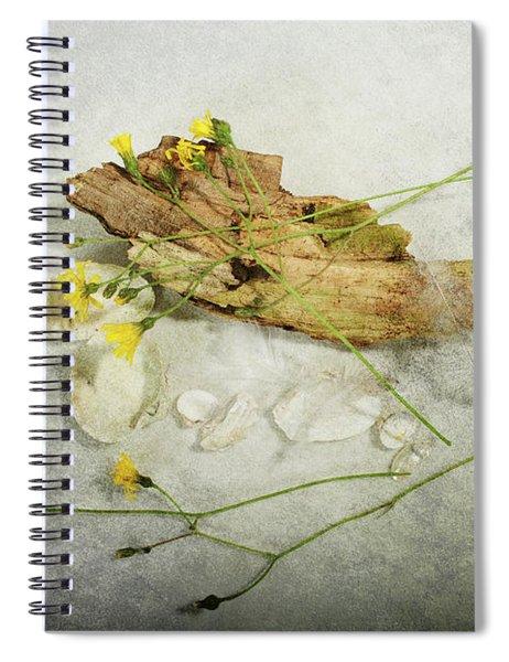 A Bunch Of Beach Memories Spiral Notebook