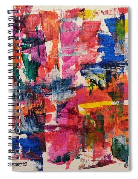 A Busy Life Spiral Notebook