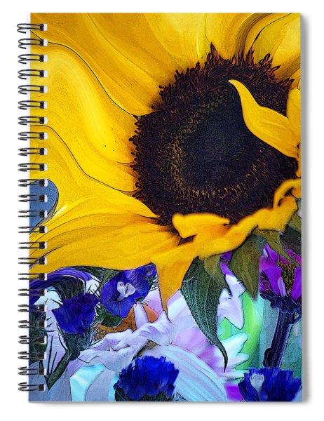 A Childs Mind... Spiral Notebook